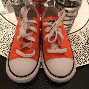 Converse size 10 toddler